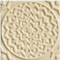 Adex Earth Relieve Mandala Cosmos Fawn 15x15