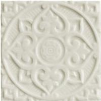 Adex Earth Relieve Mandala Energy Ash Gray 15x15