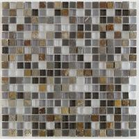 Vives Glen Mosaico Magal Gris 30x30