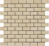 Vives Oregon Mosaico Rectangular Beige 30x30