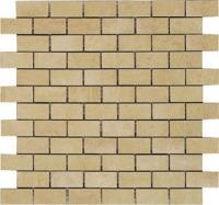 Vives Oregon Mosaico Rectangular Crema 30x30
